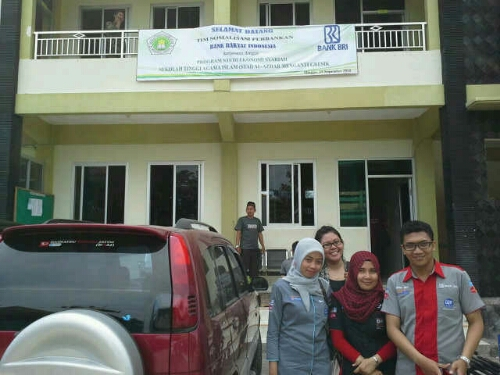 BRI Goes to Campus STAI AL-AZHAR Gresik